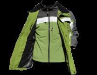 ski instructor jacket set