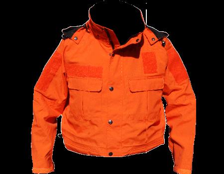 OrangeJacketFtShort-s