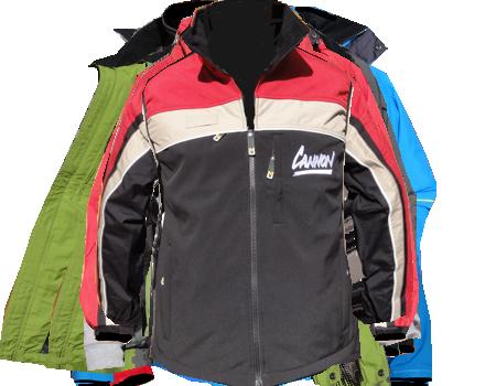 Rocky Mountain Vest (Cannon) – Blk/Berry