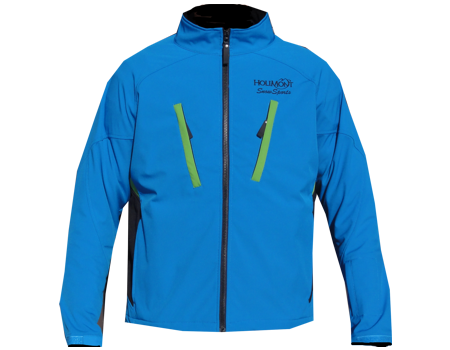 Dolomite Softshell Jacket (Holimont) – Lake Blue