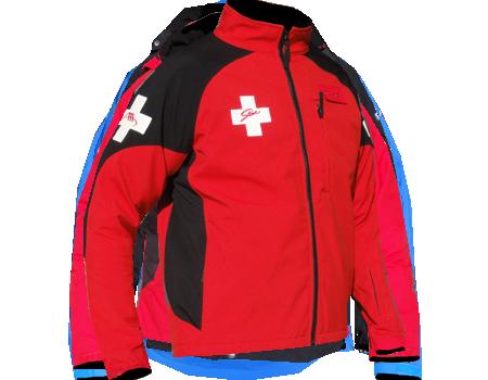 Dolomite Softshell Patrol Jacket (Stowe) – Patrol Red