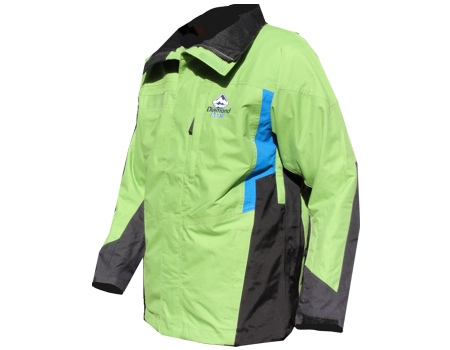 Crystal Peak Jacket (Diamond Peak) – New Leaf Green