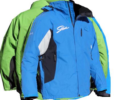 Dolomite Jacket (Stowe) – Tahoe Blue