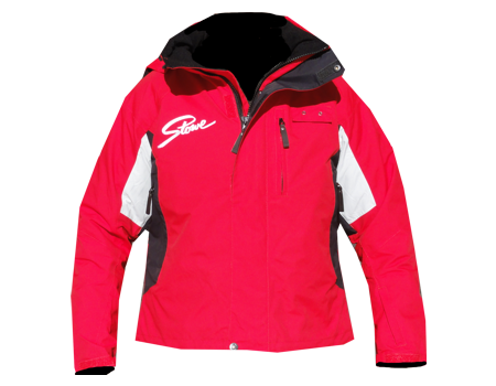 Dolomite Jacket (Stowe) – Cherry Red
