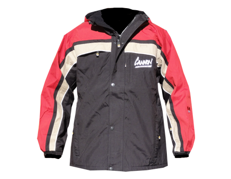 Rocky Mountain Jacket (Cannon) – Blk/Berry