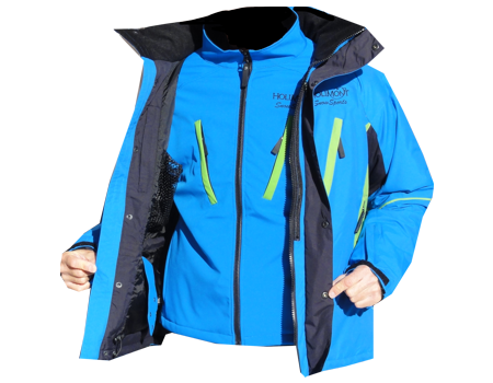Dolomite Jacket Set (Holimont) – Lake Blue