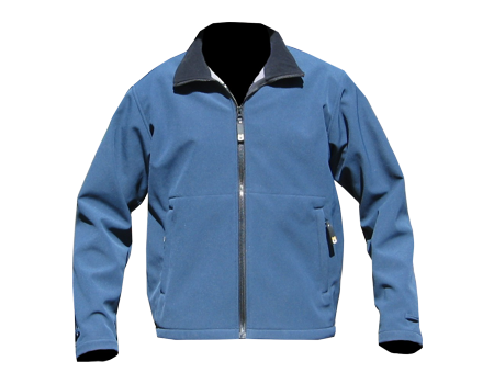 Sundance Softshell – Steel Blue
