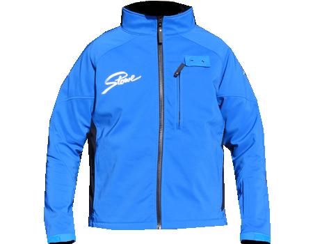 Dolomite Softshell Jacket (Stowe) – Tahoe Blue