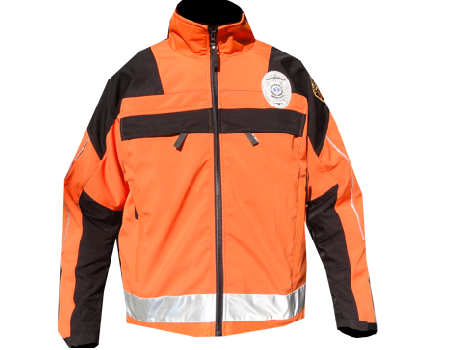 Isotherm Softshell (Contra Costa Cty)  –  Orange