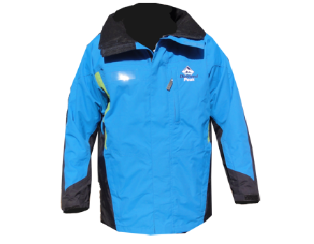 Crystal Peak Jacket (Diamond Peak) – Lake Blue