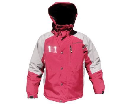 Dolomite Jacket (Kissing Bridge)  –  Red