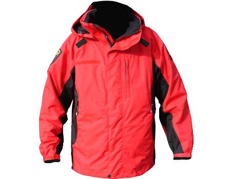 Dolomite Jacket (NY Rangers)  –  Red/Blk