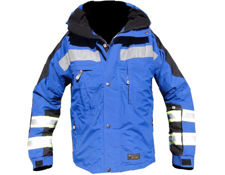 Virga Jacket (Priority One )  –  Royal