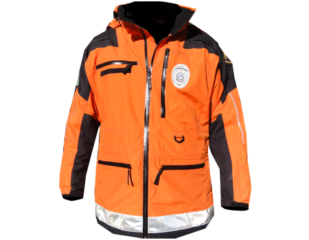 Isobar Jacket (Contra Costa County)  –  Orange