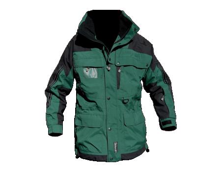Isotherm Ops Jacket, Long – Hunter/Blk