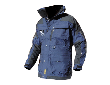 Isotherm Ops Jacket, Long – Navy/Blk