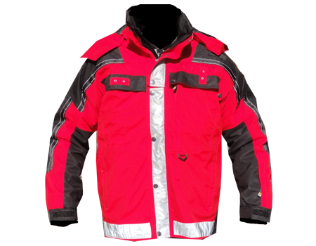 Isotherm 3-Season Jacket (Chena Goldstream)  –  Red