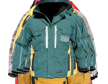 Colusa Jacket (Greek Peak)  –  Green