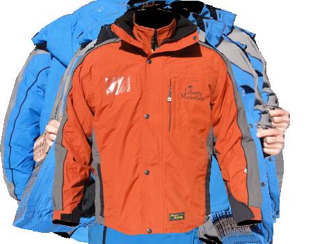 Colusa Jacket (Liberty Mtn)  – Candy Apple