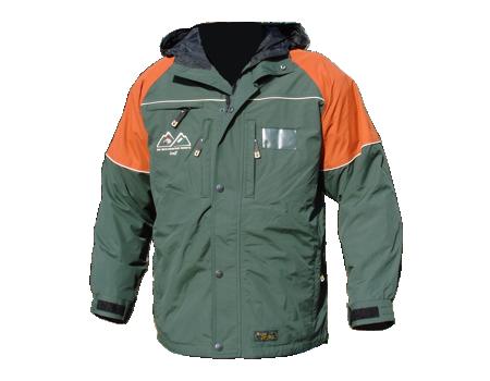 Blaster Jacket (Big Bear)  – Forest Grn/Rust