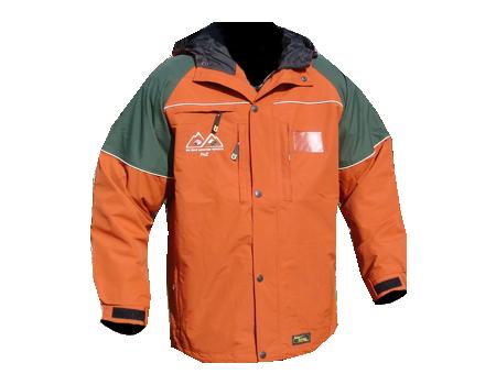 Blaster Jacket (Big Bear)  – Rust/Forest Grn