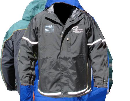 Blaster Jacket (Mt Ruapehue)  –  Black