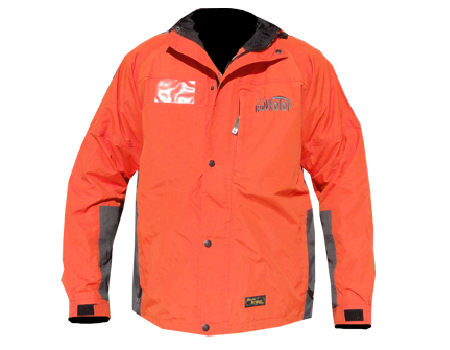 Blaster Jacket (Ski Round Top)  – Burnt Orange