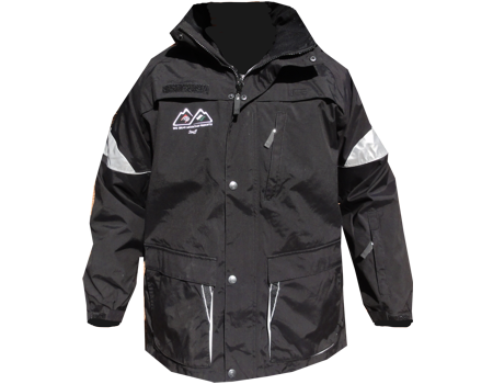 Blaster Jacket (Snow Summit) – Black