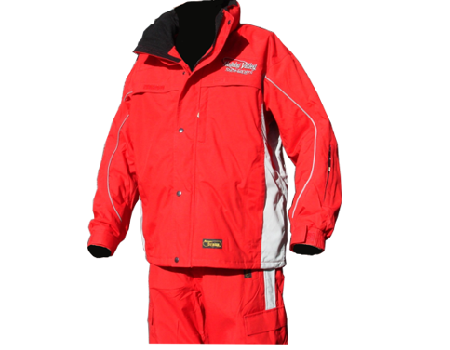 Fusion Jacket (Holiday Valley)  –  Red