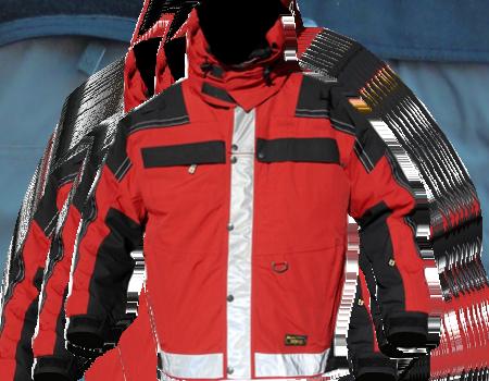 Isotherm 3-Season Jacket (Arlington Fire) – Cienna/Black