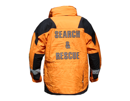 Isotherm Ops SAR Jacket (Halifax SAR)  –  Orange
