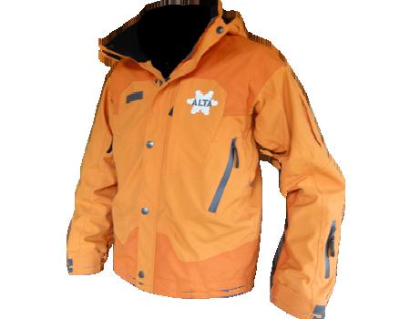 Alta Jacket – Auburn Orange