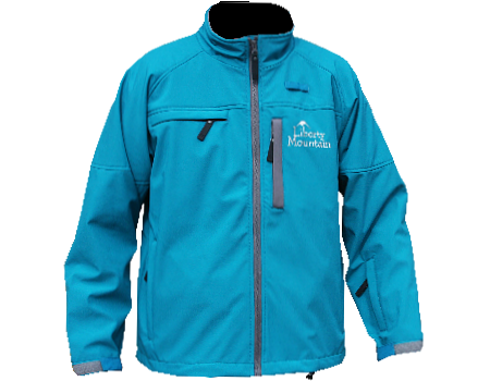 Blaster Softshell Jacket (Liberty) – Teal