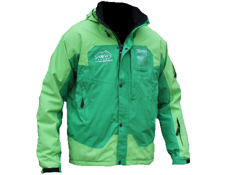 Alta Jacket (Snowy Range) – Green Apple/Kelly Green