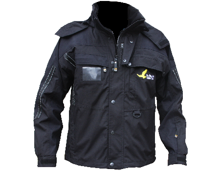 Isotherm Mid Jacket (Solitude) – Black