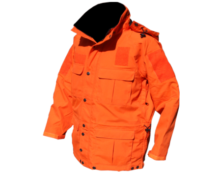 LASAR Convertible Jacket (LA Sheriff's SAR) Orange