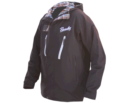Dolomite 2 Jacket (Giants Ridge) – Black/Red