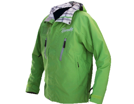 Dolomite Jacket (Bromley) – Green Apple/Plaid