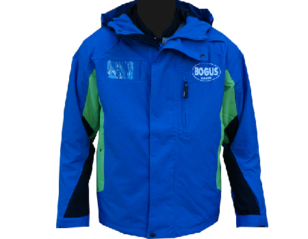 Dolomite Jacket (Bogus Basin) – Tahoe Blue/Green Apple