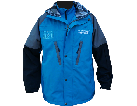Blaster Jacket (Mt High) Mt High Blue/Charcoal/Black
