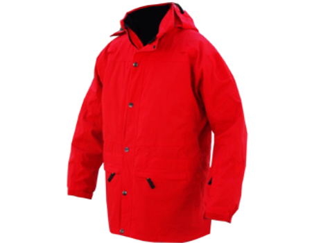 Isobar Jacket (FBI Academy)  –  Red
