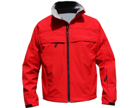 Isotherm Softshell – Red