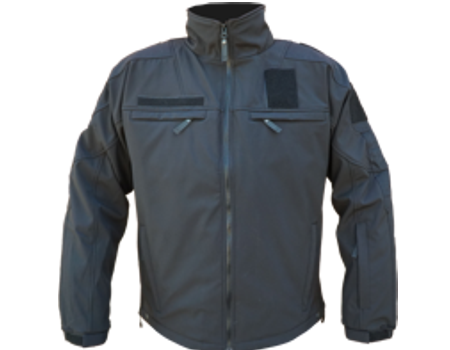 Virga Softshell – Black
