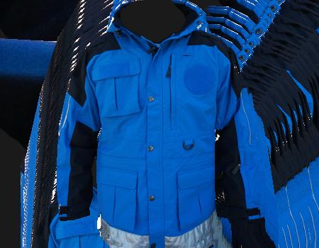 Isobar Jacket (VDEM)  –  Tahoe Blue/Blk