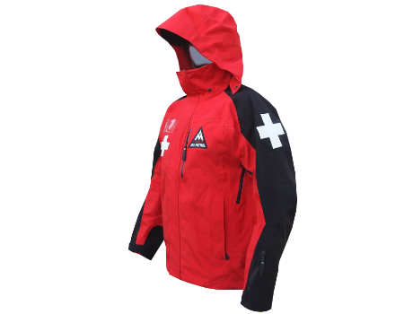 3-Layer Boundary Peak Jacket (Magic Mountain Ski Patrol)