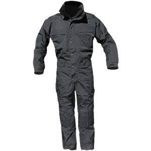 Cold-weather Jumpsuit – Black/Black, Regular