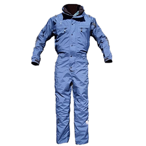 Cold-weather Jumpsuit - CHP Blue, Regular