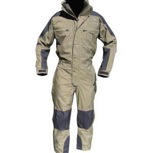 Cold-weather Jumpsuit, Olive/Black, Regular