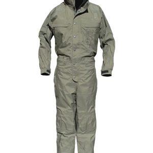 Cold-weather Jumpsuit, Olive/Olive, Regular