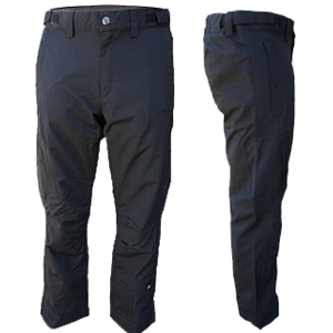 Peak Pant Mid-weight, contoured cut ski / ride pant, waterproof-breathable, Black
